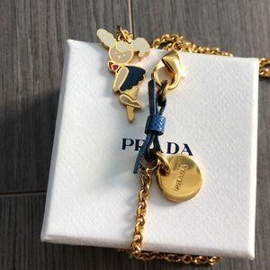 Authentic Prada necklace